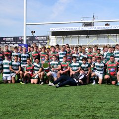Colts v West Hartlepool - Cup Final-1