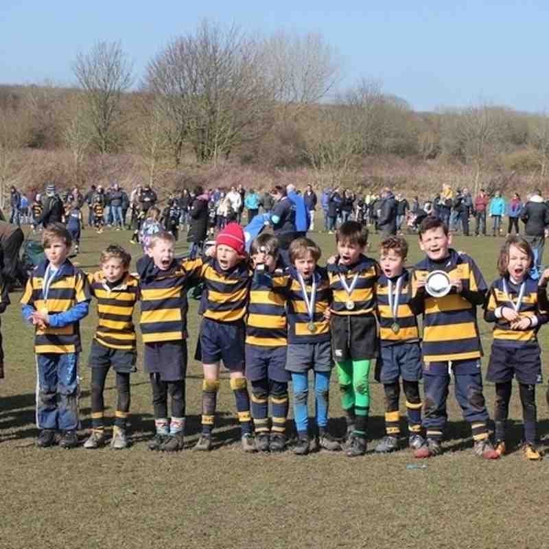 East Sussex Festival under 8 winners