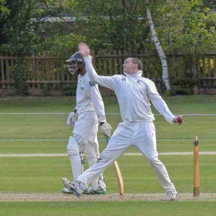 Luke Beaven - Priory's all time leading wicket taker
