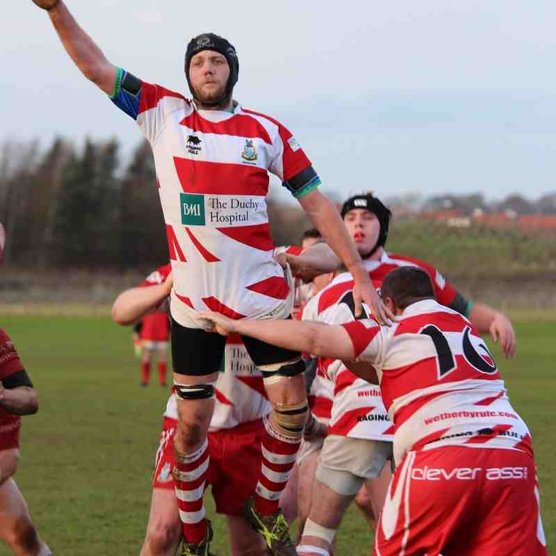 Crusaders v Wheatley Hills (20th Dec 2014)