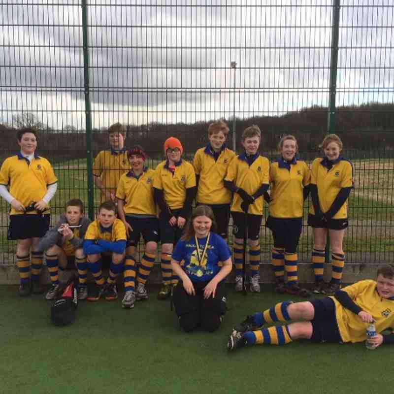 U14 Boys B Team 