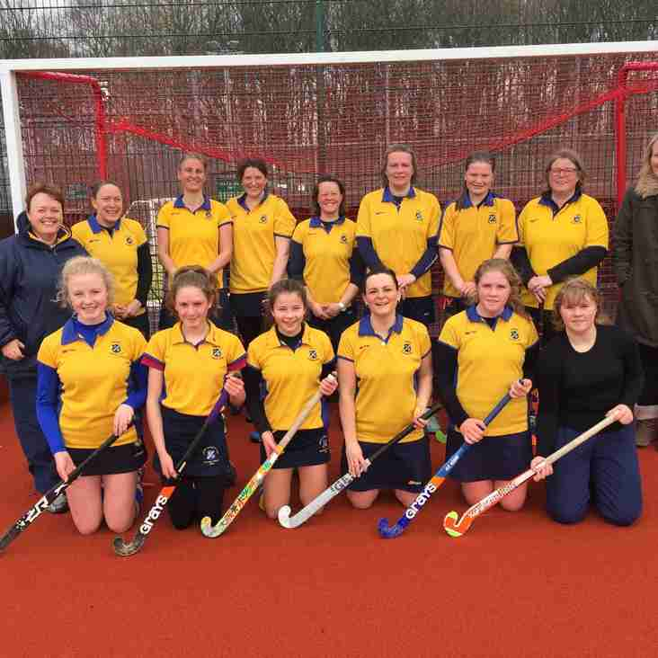 Match Report Ladies 3 v York 5