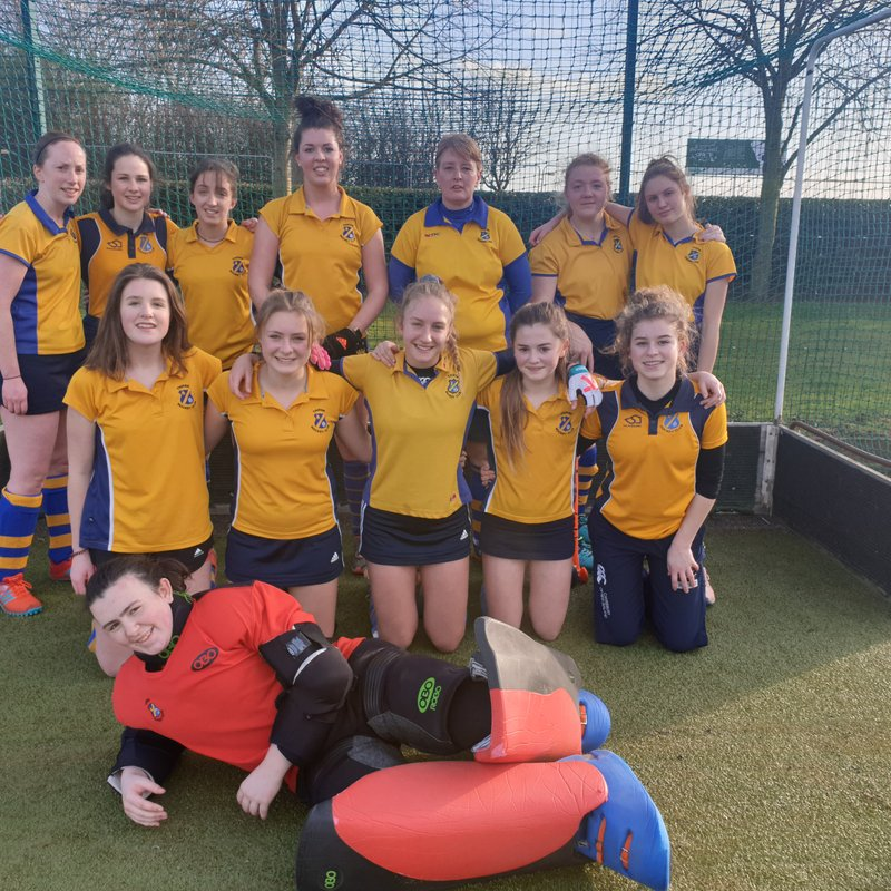 Ladies 2nds march on with another win.