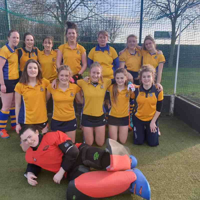 Ladies 2nds Feb 2019