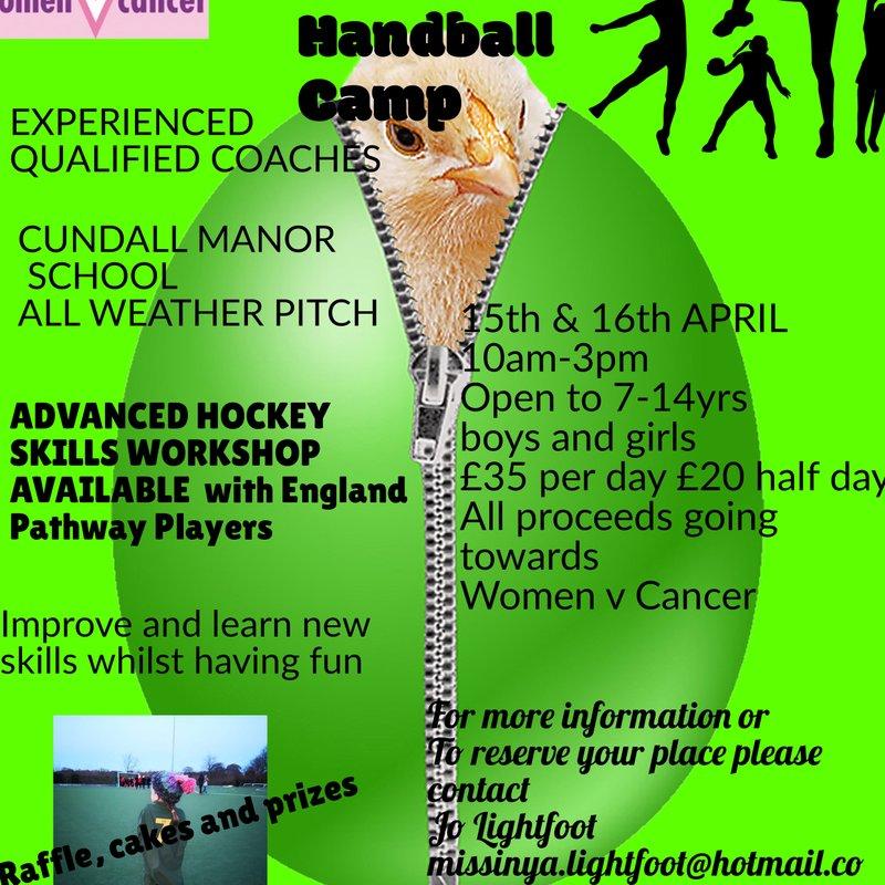 Advanced Hockey Skills Workshop