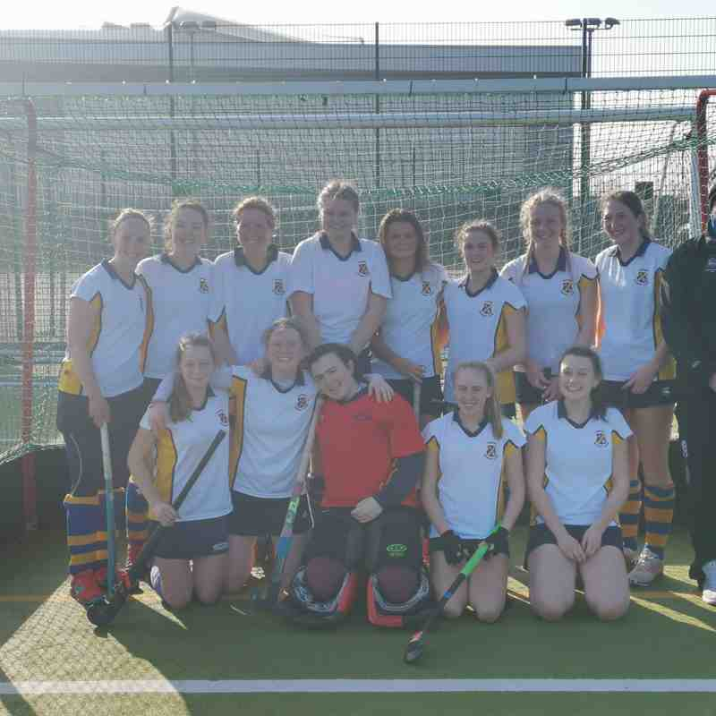 Ladies 1sts Feb 2019
