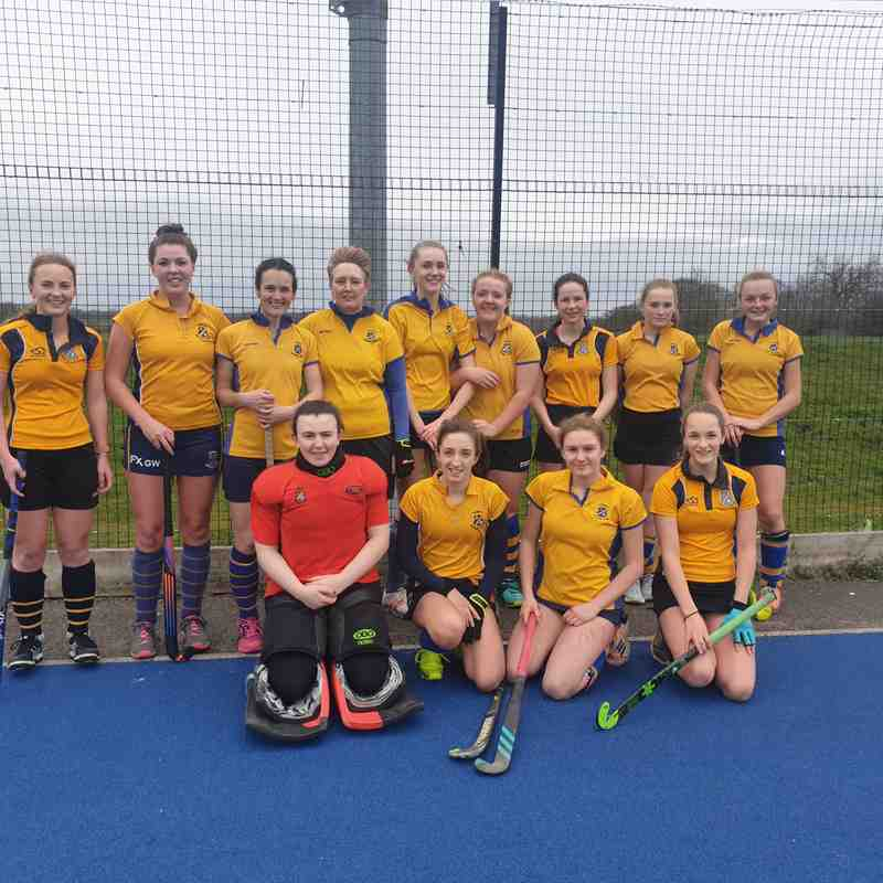 Ladies 2s March 2019.