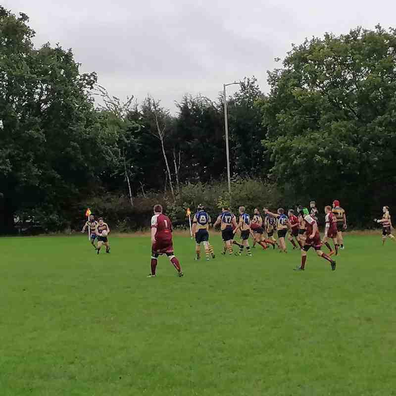 St Albans RFC 3rds vs Hitchin 3rds