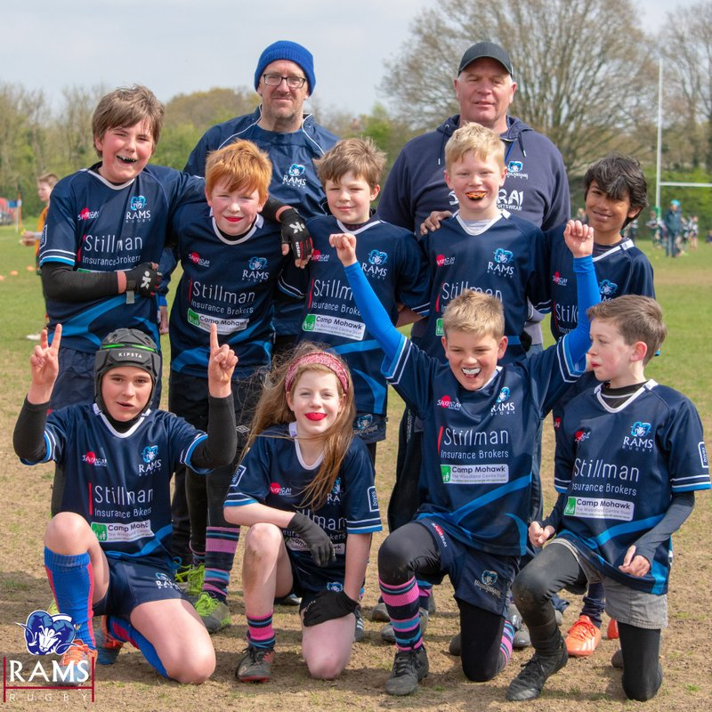 RFU TREDS Carefully Applied Gets Results