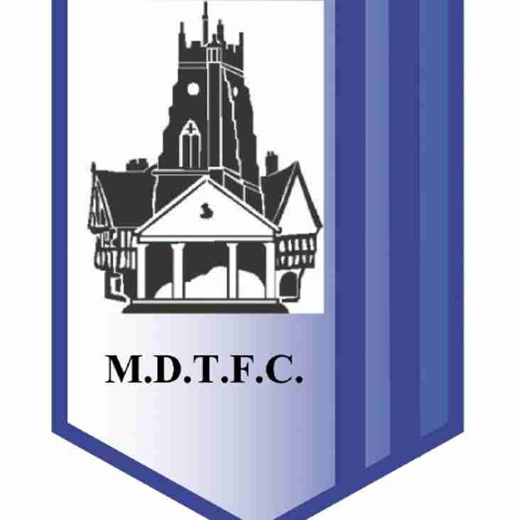 Wolliscroft leaves MDT