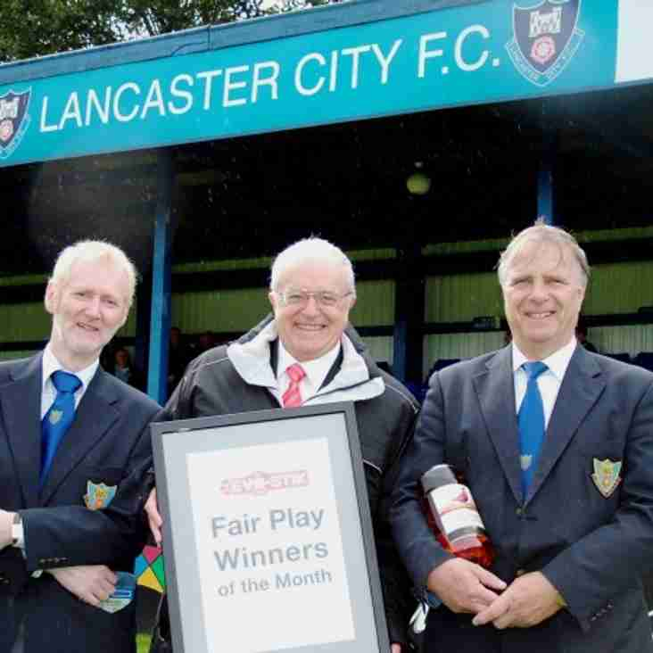 First North August Fair Play Winners