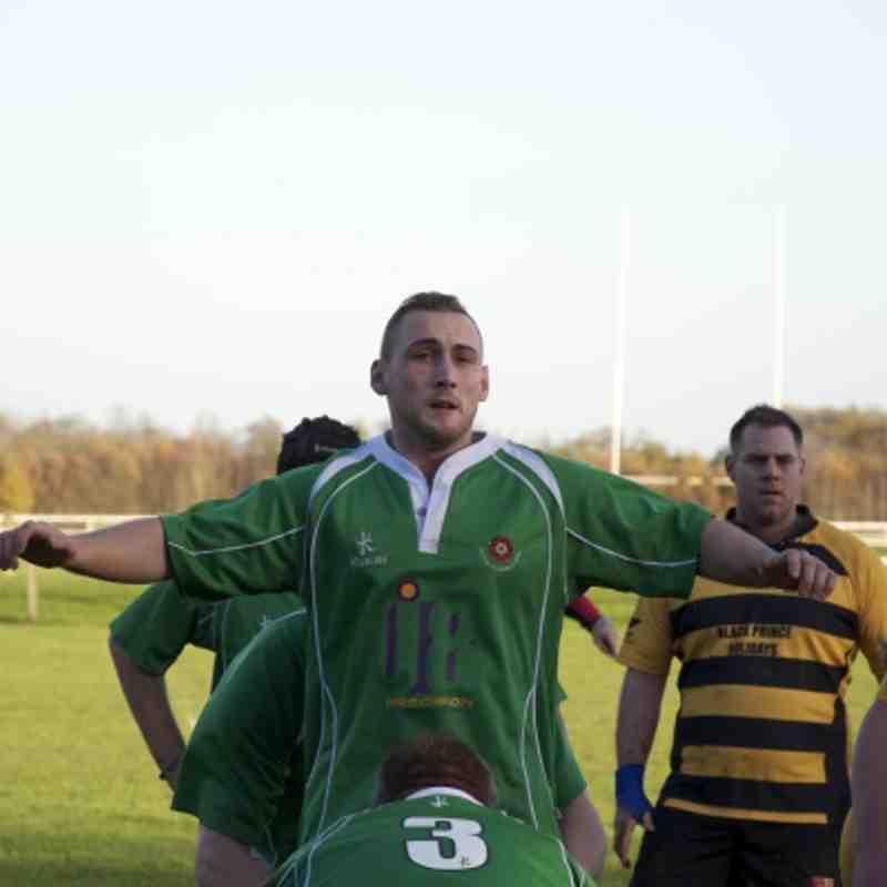 Sutton Coldfield RFC 3rd XV vs Droitwich RFC