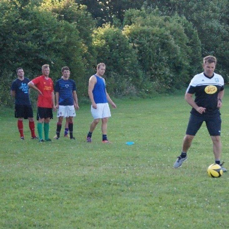 Pre-Season Training<