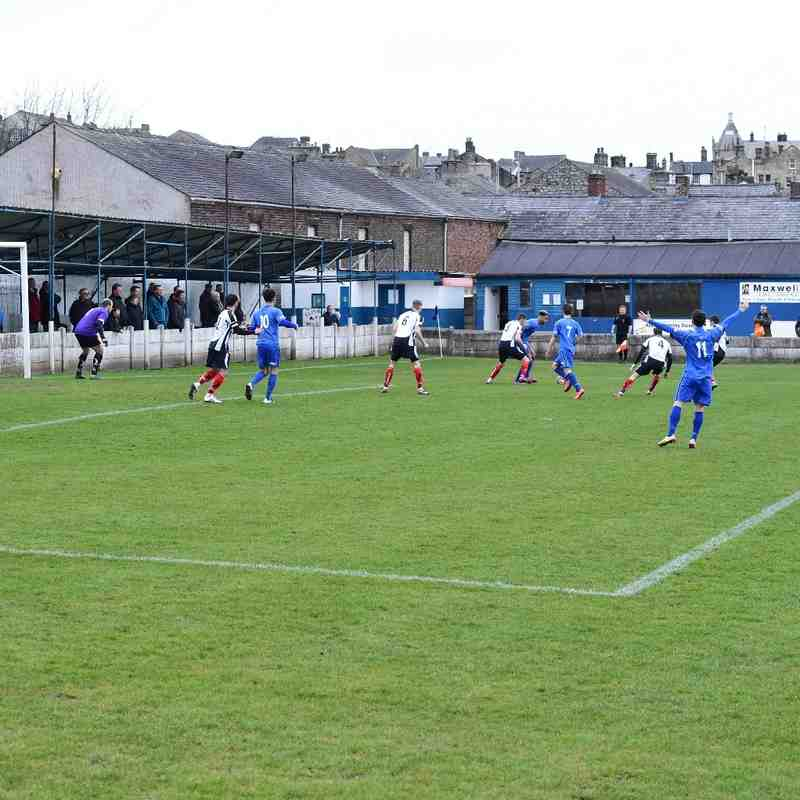 Clitheroe 0 Kendal Town 0