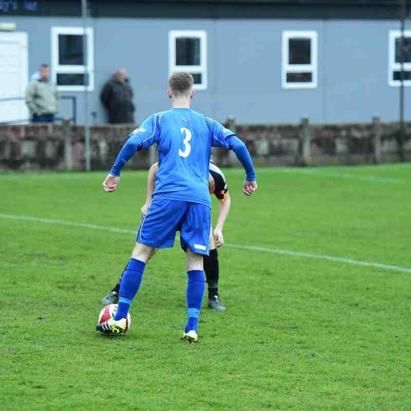 Clitheroe 1 Ossett Albion 3
