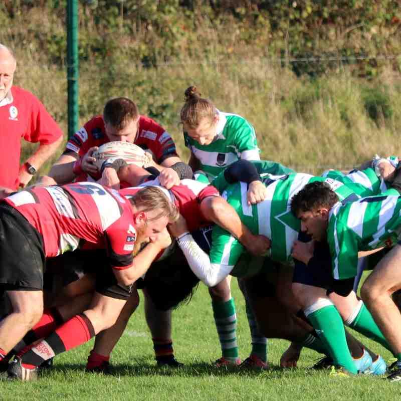 Folkestone 3rd's beat Maidstone 60-35 by Lisa Godden
