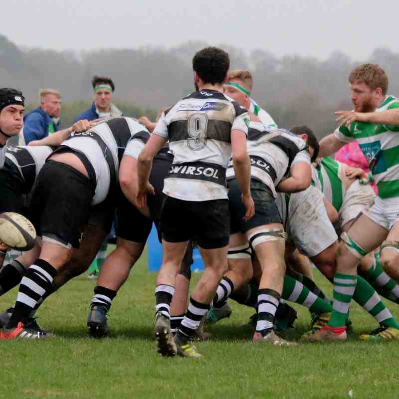 Folkestone 1st XV lost to Pulborough 13-19 by Lisa Godden
