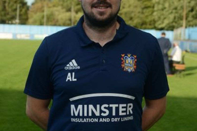 Adam Lakeland @ Matlock Town - Interview