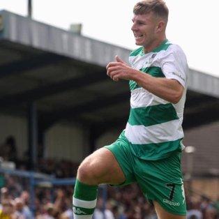 Report: Farsley Celtic 3-1 Darlington