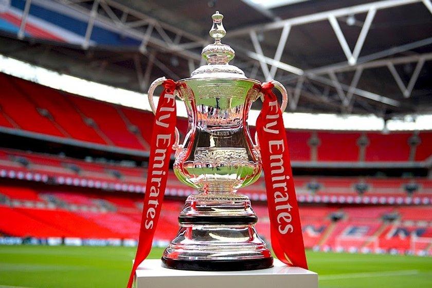 FA Cup Draw- Away to Broadbridge heath