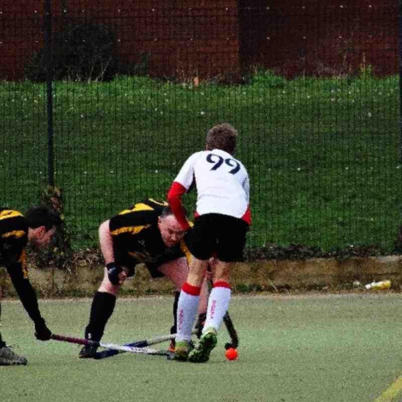 DSHC Men 3s vs Sreetly Feburary 9th 2014