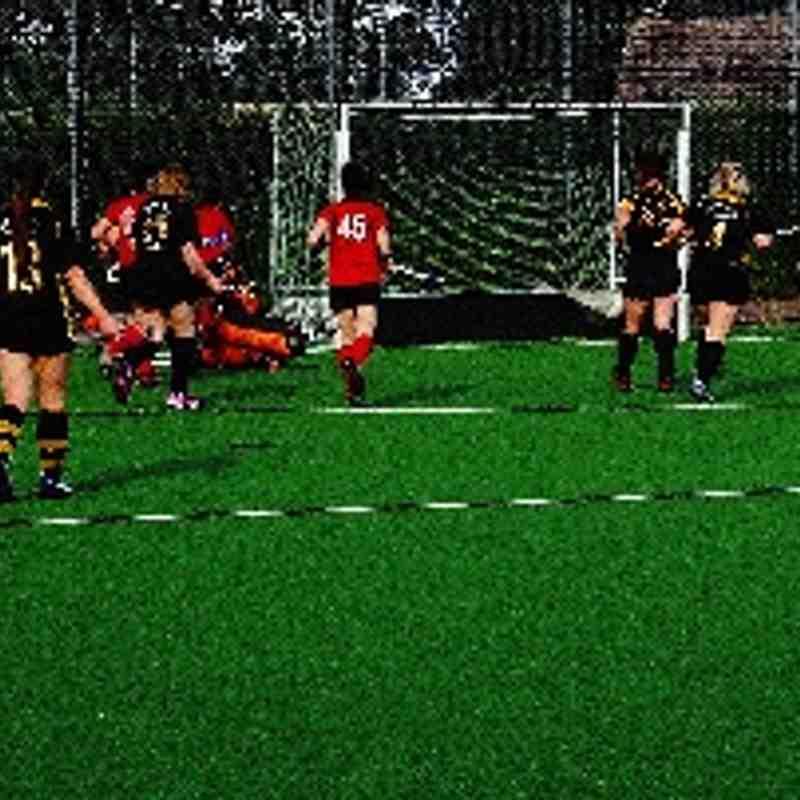 Ladies Summer League 2014: Droitwich Spa vs Bromsgrove B 10 June 2014
