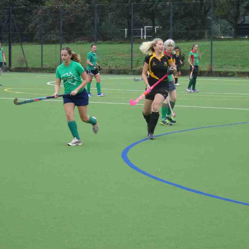 Ladies 2s v HARBOURNE 5 - Sat 10 Sep 2016