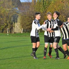 HUFC 'v' Wantage Town FC