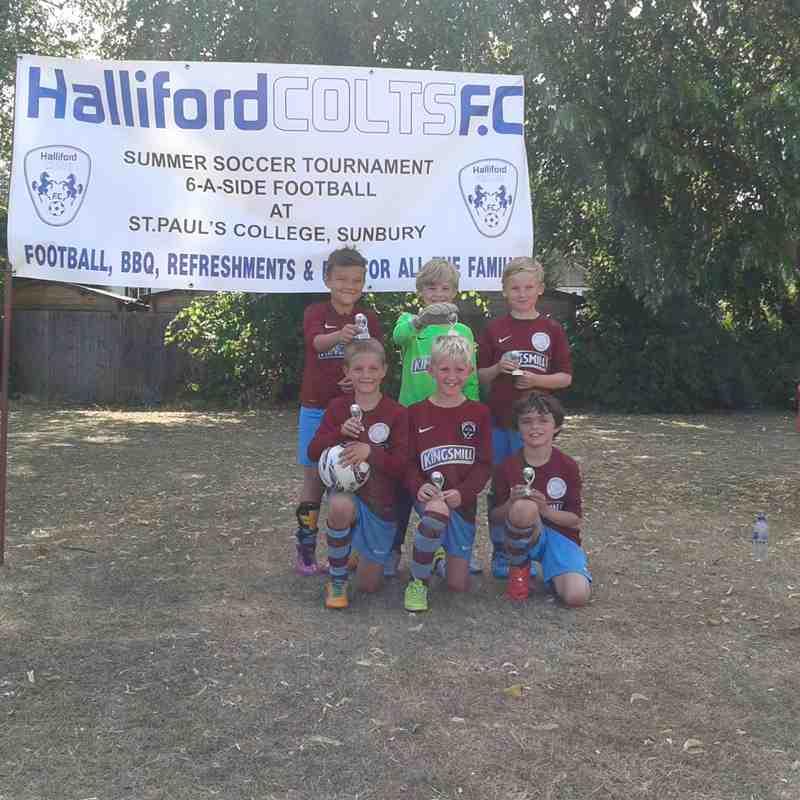 Halliford Tournament 11/07/15