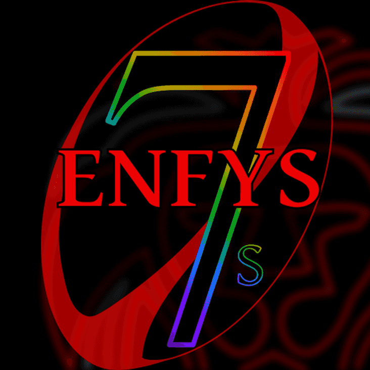 Enfys 7's in Cardiff