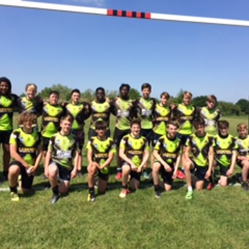 Panthers are back -London League Youth club of year 2018