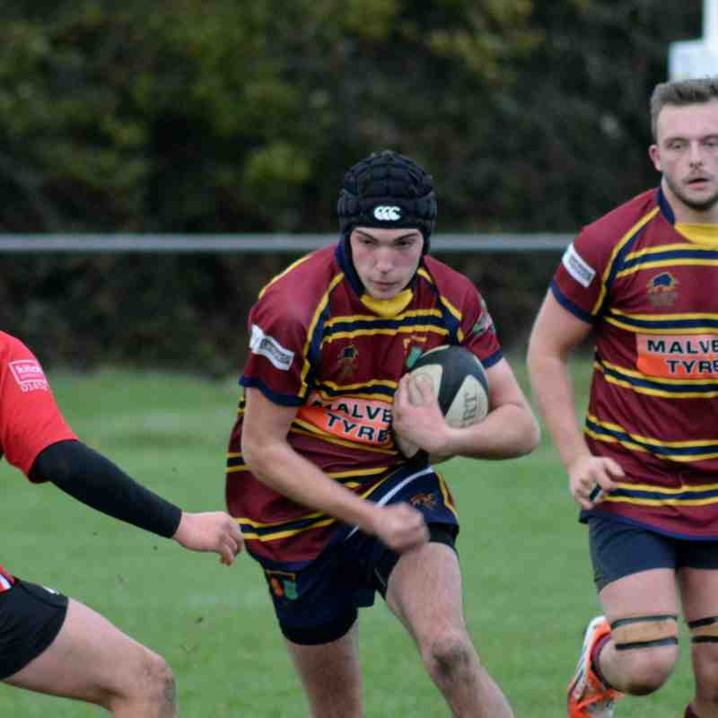 2nd XV v Spartans (H) 03.11.18
