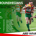 Selected team for the Aire-Wharfe Plate Final