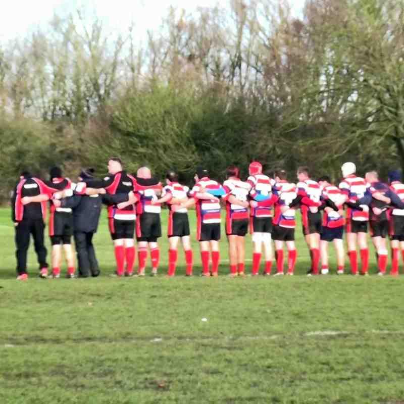 WRFC 1st XV Vs Old Millhillians RFC 1st XV