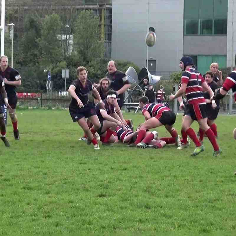 WRFC 1st XV vs. London Scottish Lions RFC 1st XV - 13 April 2019