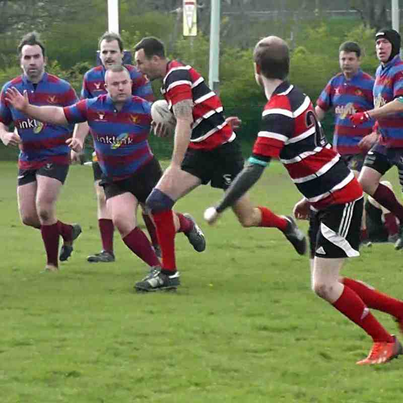 Watford RFC 2nd XV vs Chesham RFC 2nd XV - 13 April 2019