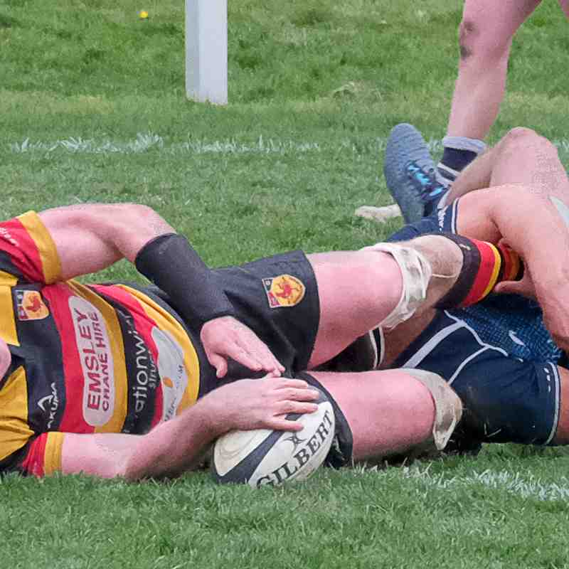 1st XV vs Hull 03 19