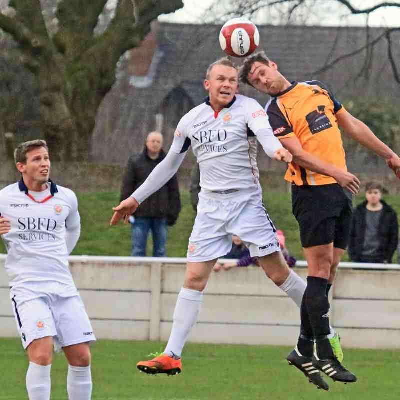 TRAFFORD FC  V OSSETT ALBION