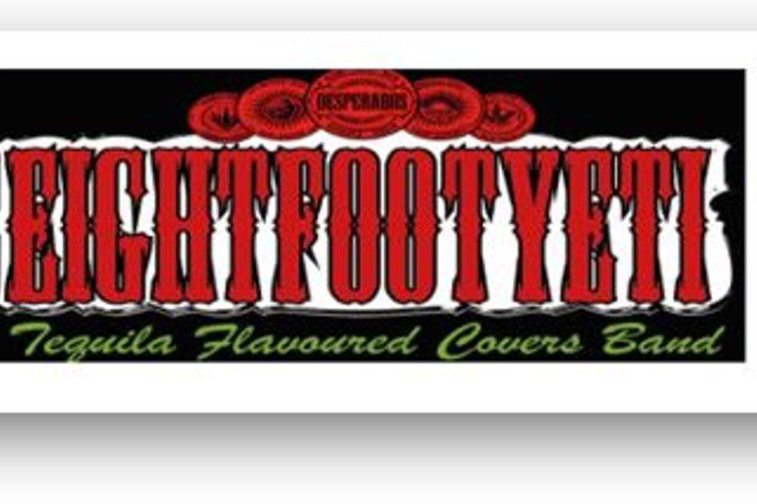 Eight Foot Yeti Play Gosport Park - 6th April