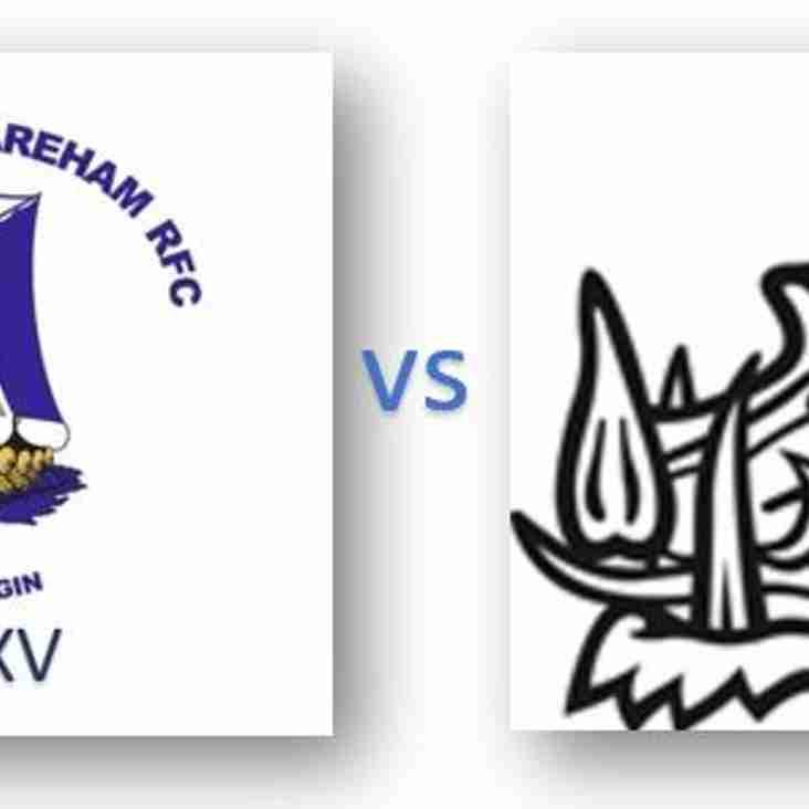 Gosport & Fareham RFC vs Old Tonbridgians