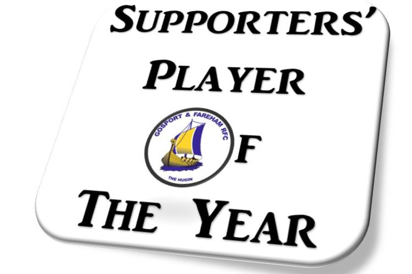 Supporters' Player of the Year