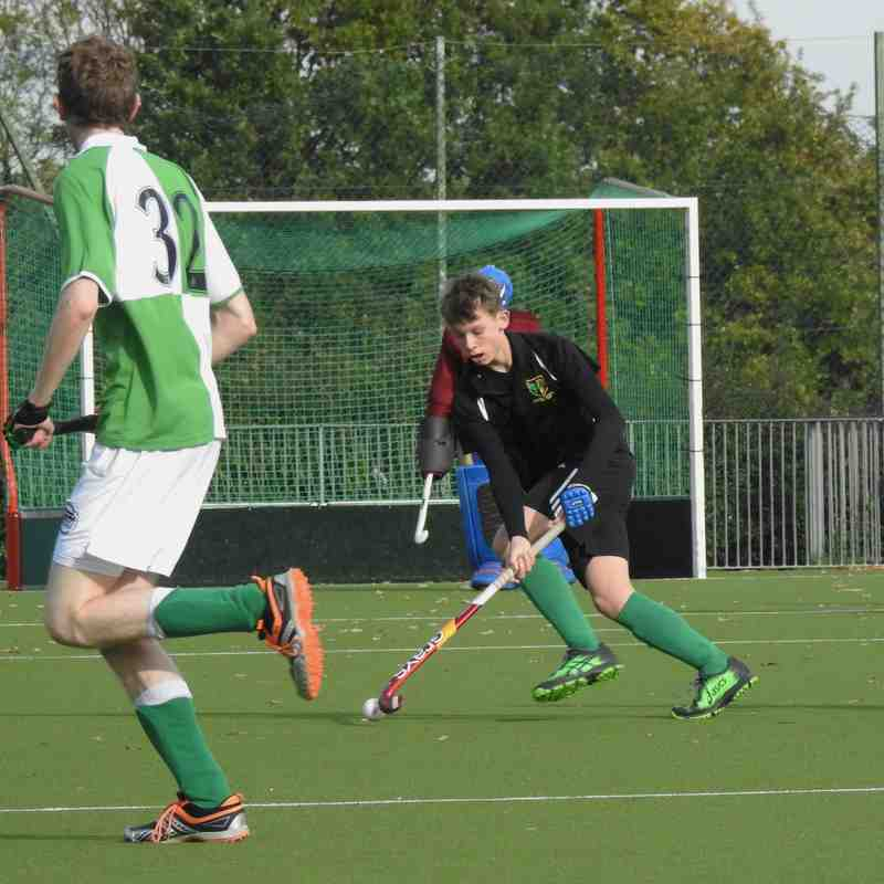 Terriers v Wallingford   oct 17