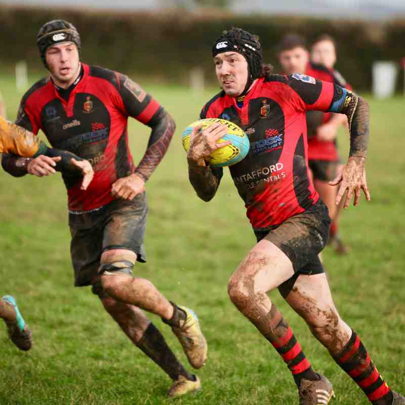 Tavistock vs. Plymstock Albion Oaks, 26th January 2019