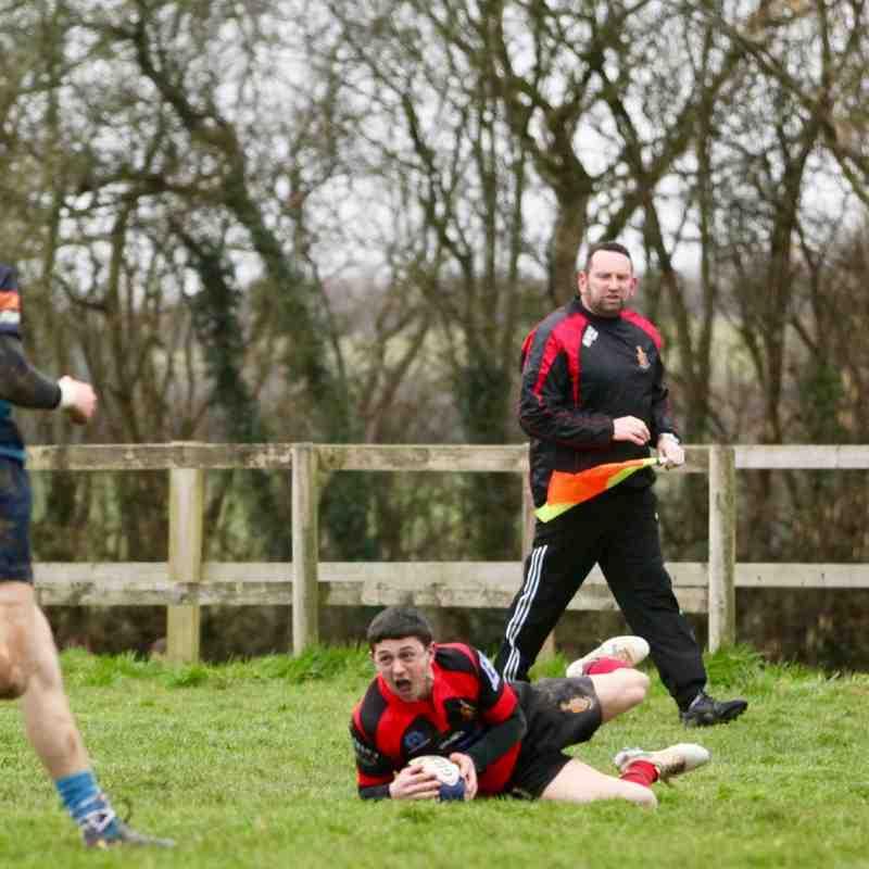 Tavistock RFC 17-15 Topsham RFC
