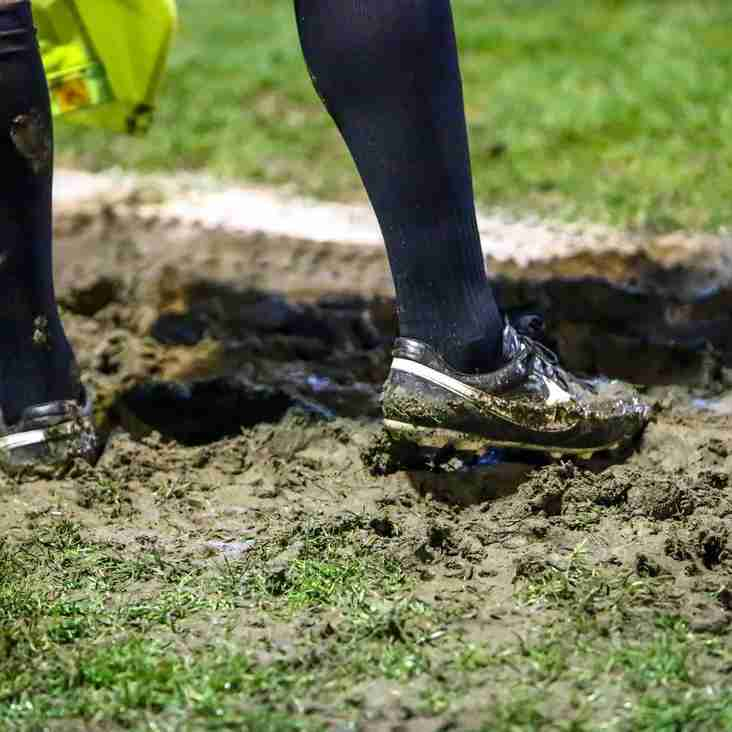 **UPDATED - MATCH ON** PITCH INSPECTION: Bamber Bridge v Whitby Town  (9 March)