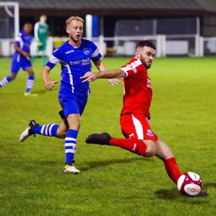 Daisy Hill 2 - 5 Bamber Bridge (LFA Trophy, 1 October 2018)