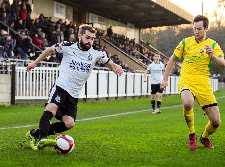 Bamber Bridge 2 vs  2 Nantwich Town - 17 November 2018 - First Team