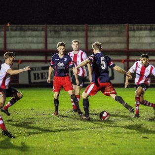 Witton Albion 2 - 2 Bamber Bridge.