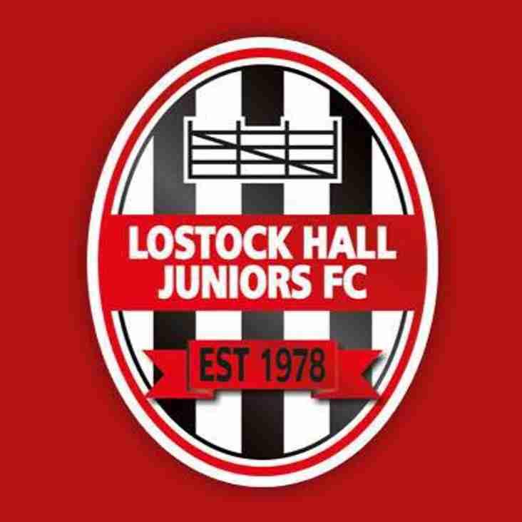 Lostock Hall U15s  keeping Irongate tidy.