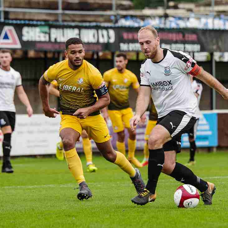 Preview:  Basford United v Bamber Bridge